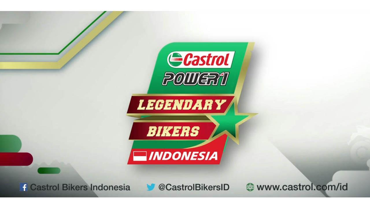 Castrol - Legendary Biker