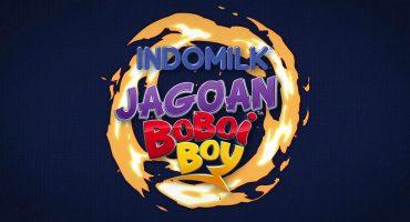 Indomilk BoBoiBoy