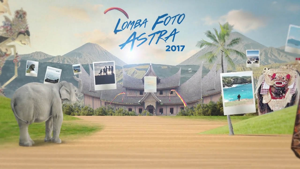 Lomba Foto Astra
